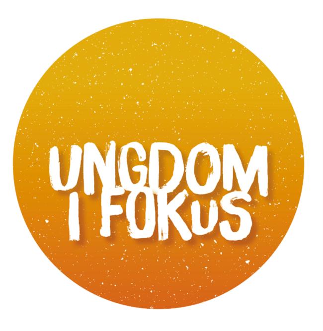 Ungdom i fokus - logo