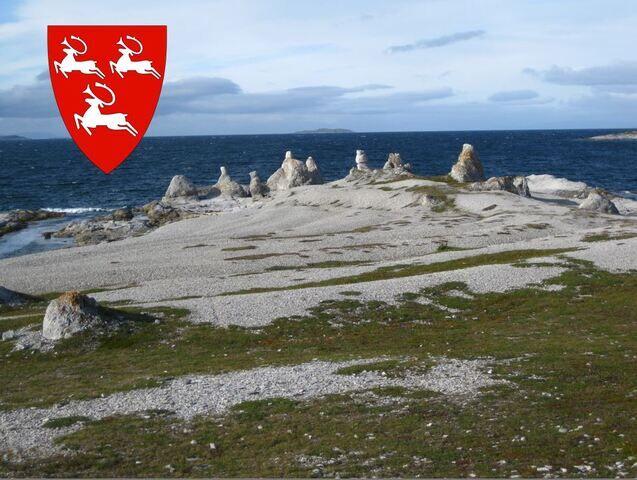 Trollholmsund med logo