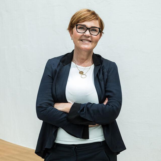 Annita Fjuk er ansvarlig for samarbeid med akademia i DigitalNorway. Foto: Johnny Vaet Nordskog/NewsLab