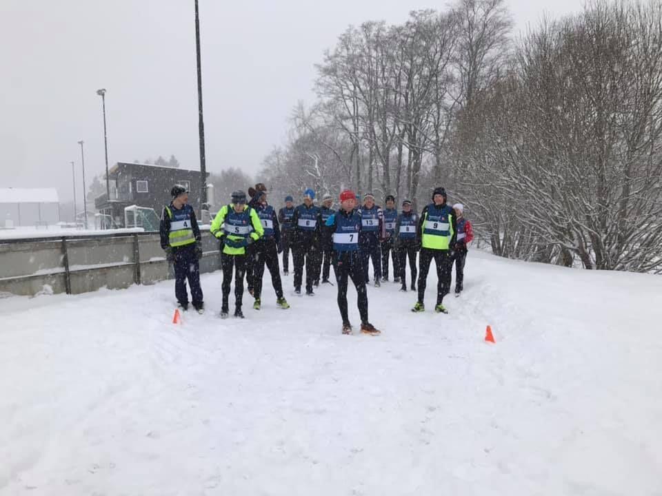Klare til start. Foto: Jan Sylte - Volda i Vinden IL