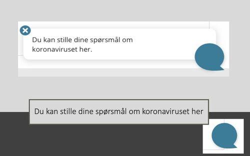 Korona chat