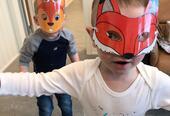 Kjekt med masker