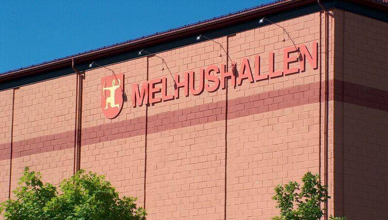 Bilde av Melhushallen