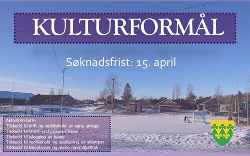 Kulturformål - Søknadsfrist 15. april - Rakkestad kommune