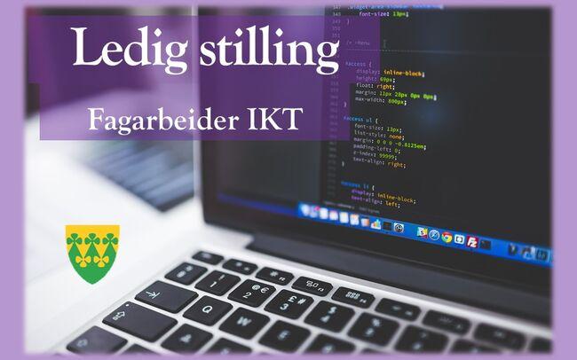 Ledig-stilling-IKT-medarbeider