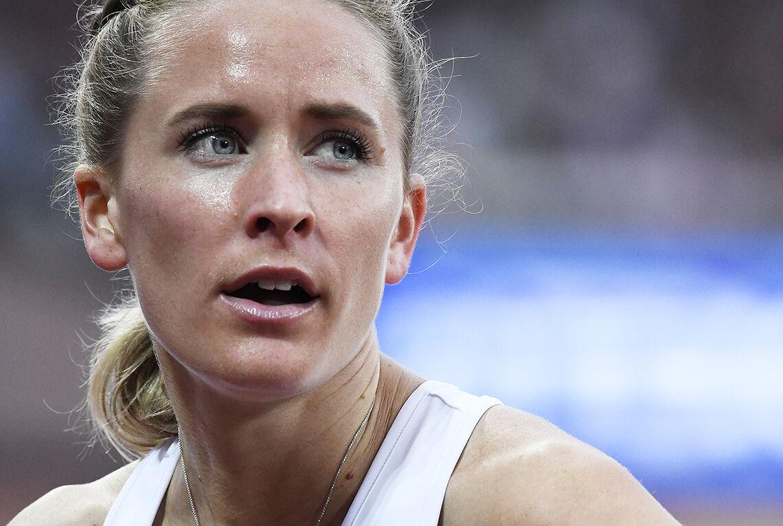 Hedda Hynne hadde ikke marginene på sin side i innendørs-EM. (Arkivfoto: Bjørn Johannessen)
