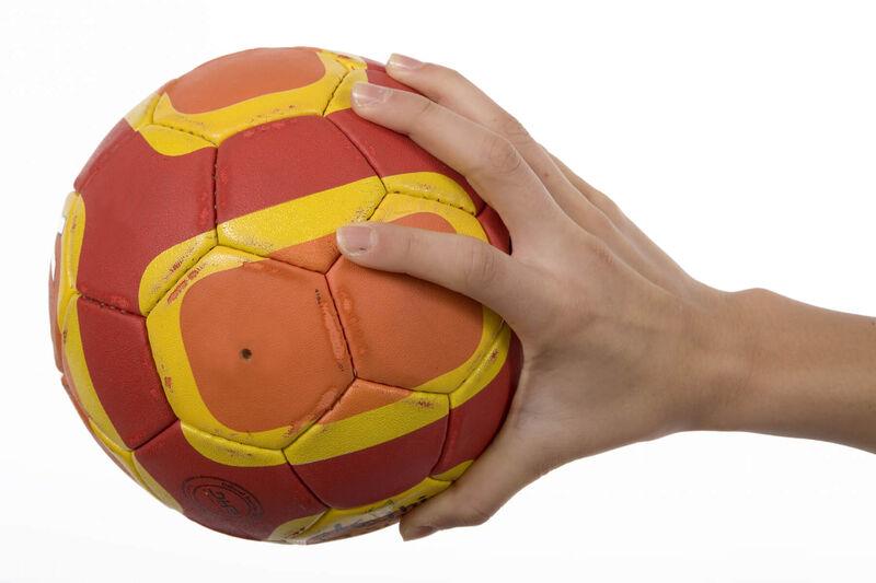 Bilde av håndball
