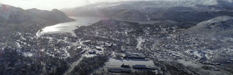Hovden fra nord smal - Anders Martinsen