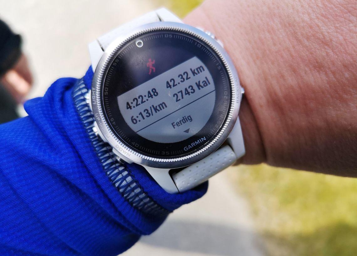 Virtuelle konkurranser som er blitt arrangert siden 12. mars i fjor, vil kunne telle til Kondis-utmerkelser på halv- og helmaraton. (Foto: Nina Kristoffersen)