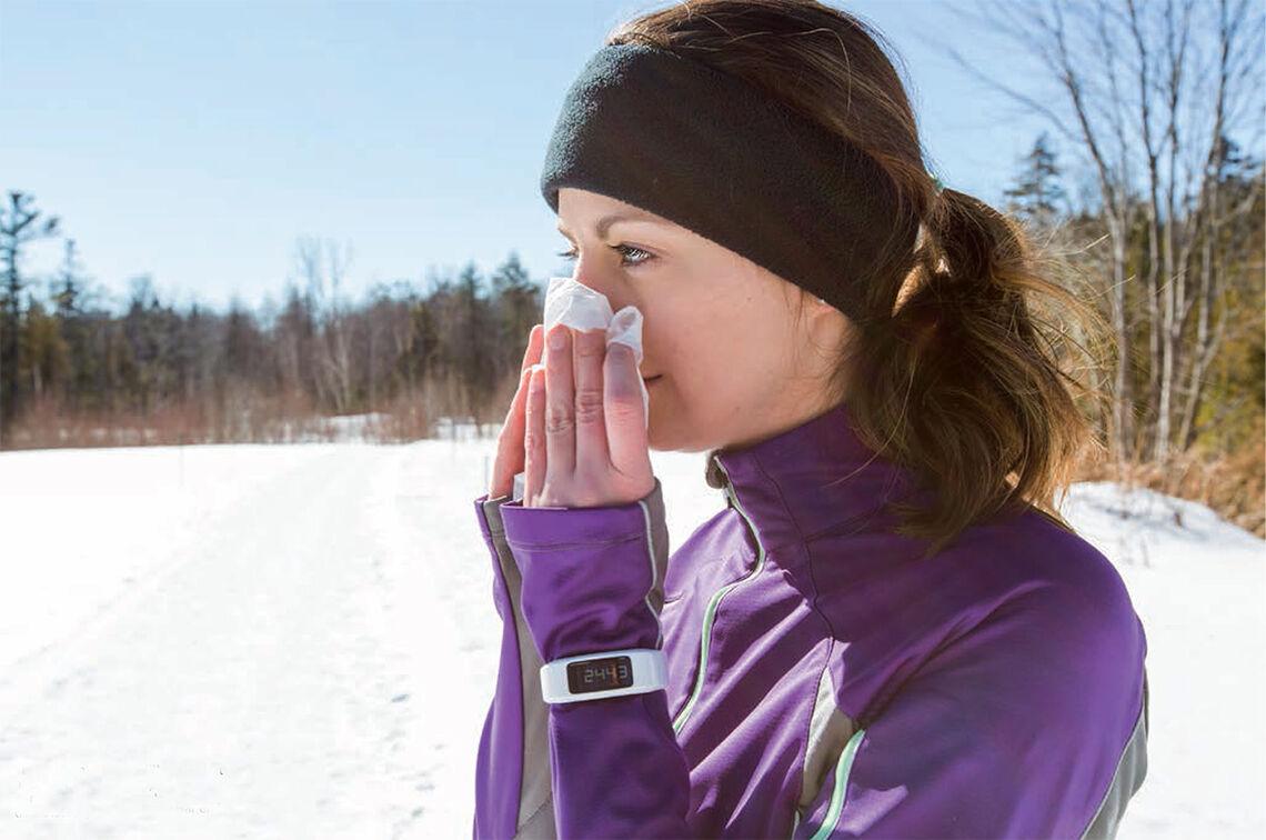 Tålmodighet: Har en blitt syk, er det anbefalt å vente til symptomene er borte før en gjenopptar treningen. (Foto: iStockphoto)