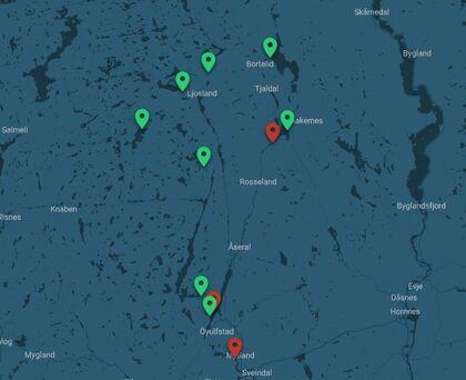 kart kraftverk konsesjonskraft