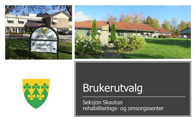 Brukerutvalget for seksjon Skautun rehabliterings- og omsorgssenter i Rakkestad kommune
