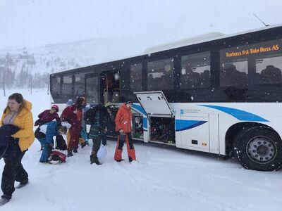 Skidag I