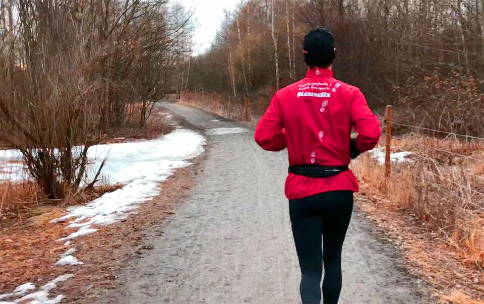 Påskekonkurranse 2021 - 5 kilometer på idealtid
