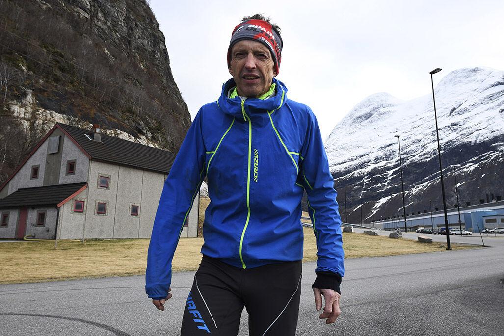 Odd Edøy, ultraløper Sunndal