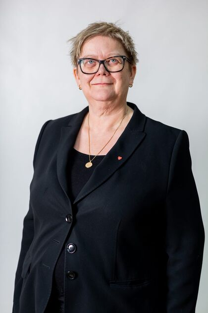 Kommunedirektør Bente Larssen