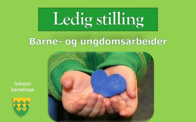 Barne-og ungdomsarbeider - seksjon barnehage, Rakkestad kommune