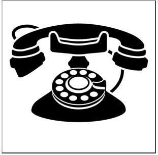 telefon illustrasjon