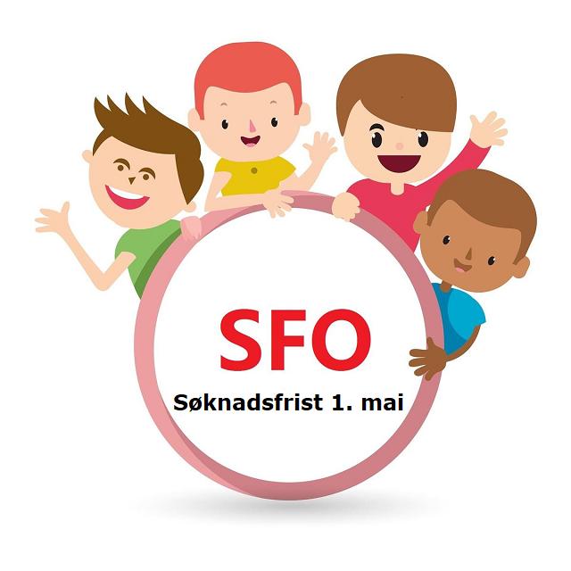 SFO-Søknadsfrist 1. mai