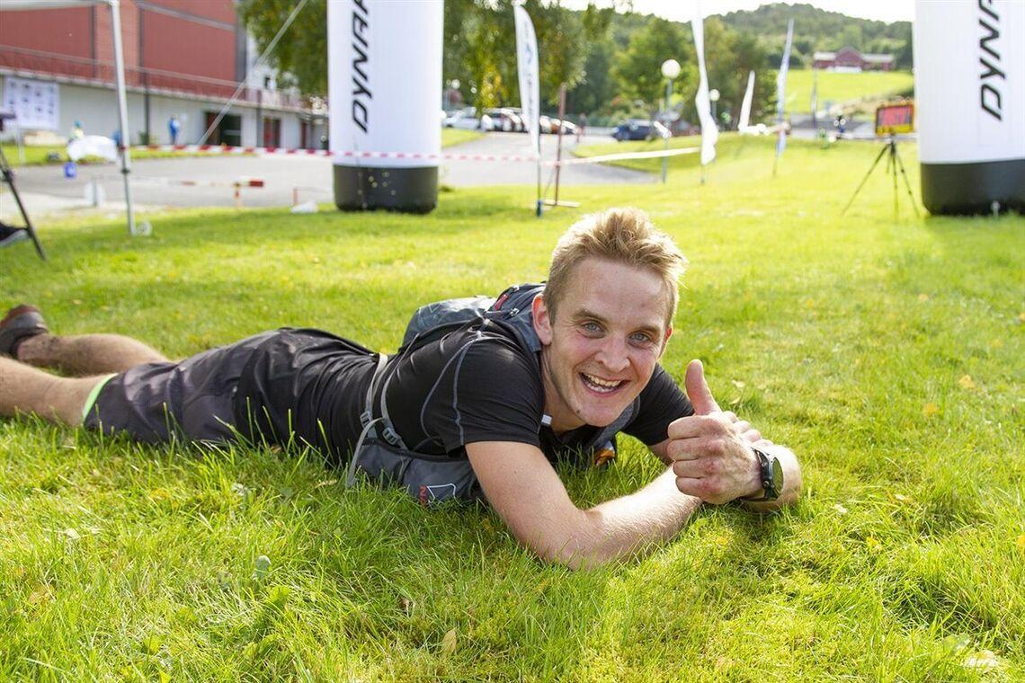 Anders Kjærevik vant Torvikbukt 6-topper i fjor, og nå vil han tilbake for å slå Ola Hovdenaks rekord. (Foto: Daniel Kvalvik)