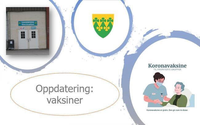 Oppdatering vaksine - Rakkestad kommune