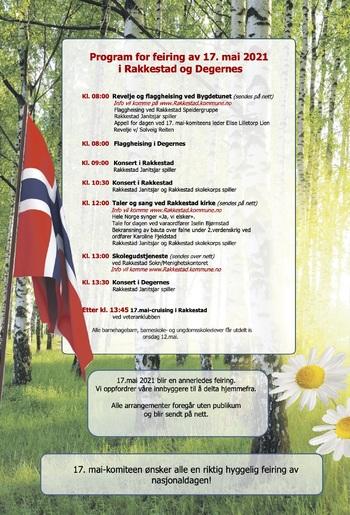 Plakat med program for Grunnlovsfeiring i Rakkestad og Degernes 17.mai 2021_080521 (1)_350x515.jpg