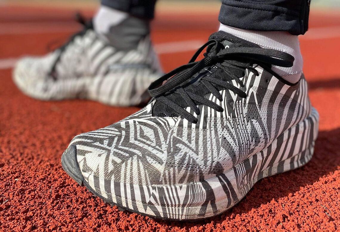 Om en vil bruke den nye karbonskoen til Craft i konkurranser, så er den bedre egnet for ultraløp enn korte baneløp. (Foto: Edwin Ingebrigtsen)