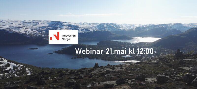 Hovden vår panorama - 2105 innovasjon norge