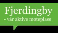 Fjerdingby vår aktive møteplass - grønn boble