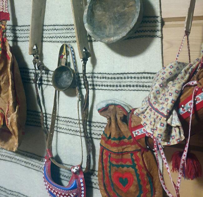 Illustrasjonsfoto samiske gjenstander
