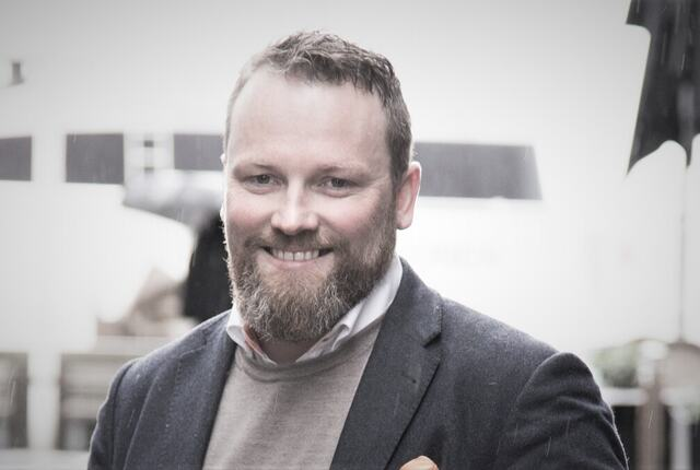 Erik Eskedal Foto IUM