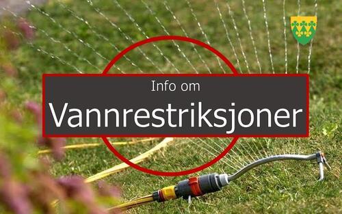 Vannrestriksjoner - Rakkestad kommune