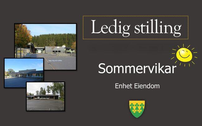 Ledig stilling sommervikar enhet Eiendom - Rakkestad kommune