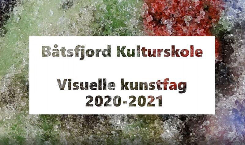 Kulturskole visuelle kunstfag
