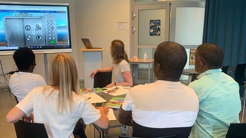 Norskopplæring ved Sogndal opplæringssenter