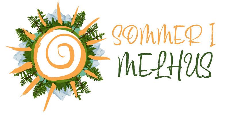 Sommer i Melhus logo