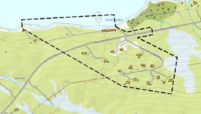 Tømmervika-planavgrensning