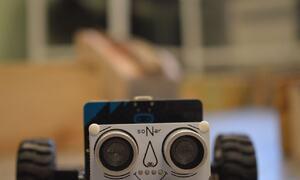 Forskerspire - Robot - Sommer i Bøgda 2021 - Rakkestad kommune