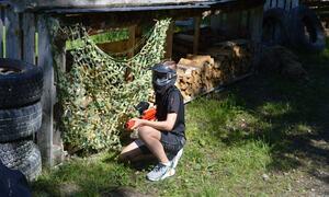Paintball - klar til innsats - Sommer i Bøgda 2021 - Rakkestad kommune