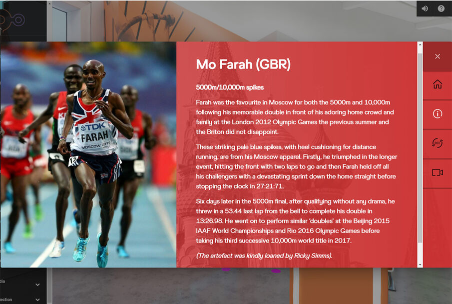 Mo Farah, briten som opprinnelig kommer fra Somalia, var i flere år fra han i 2011 tok VM-gull på 5000 m dominerende på både 5000 og 10 000 m. Han var kjent for sin fryktingytende avslutning og har totalt fire OL-gull og seks VM-gull. Sist i London 2017.