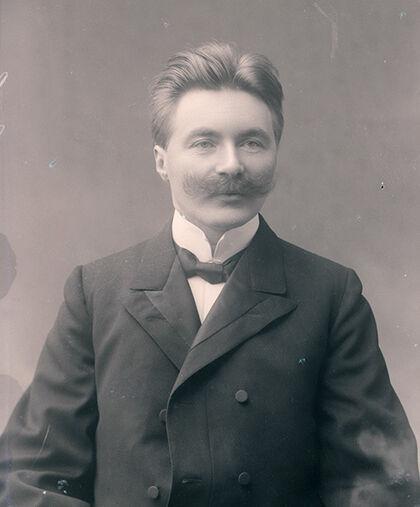 Isak Saba (1875 - 1921)