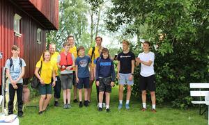 Kanopadling på Rakkestad elva-samla-Sommer-i-Bøgda
