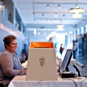 Foto: Tore Fjeld/Kommunal- og moderniseringsdepartementet