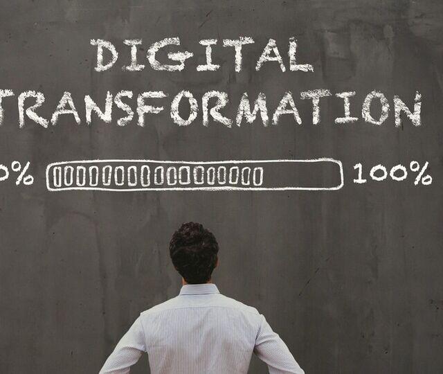 digital ledelse