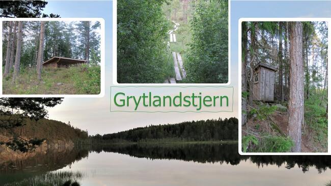 Grytelandstjern - Rakkestad kommune
