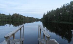 Holtetjern-Degernes handikappbrygga - Rakkestad kommune