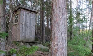 Grytelandstjern-utedo - Rakkestad kommune