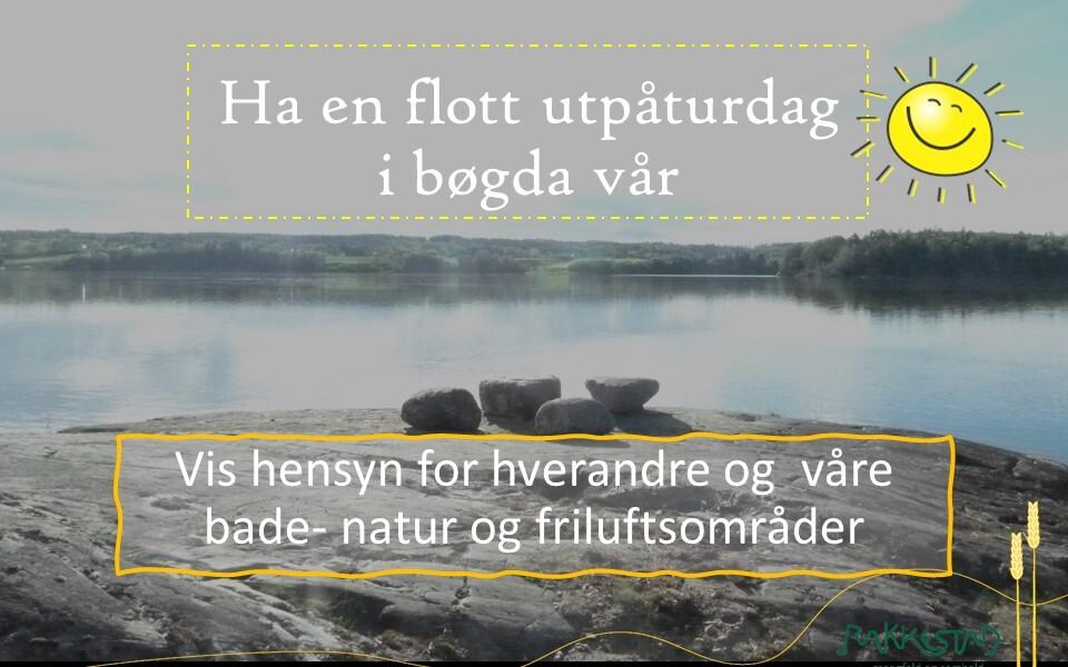 Velkommen til bruk av våre badevann og vis hensyn info   Rakkestad kommune