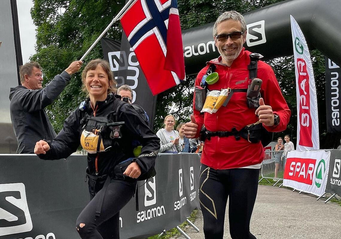 Wendy Fjellstad på team