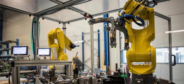 Additiv produksjon med robot crop